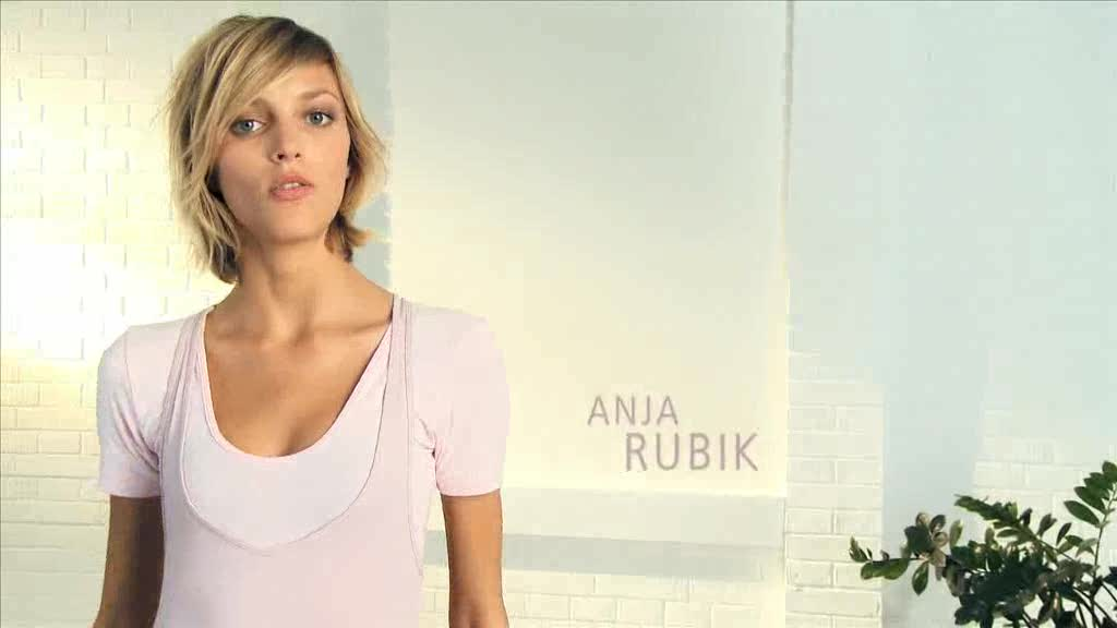 Anja Rubik Trailer | Yoga for Wii